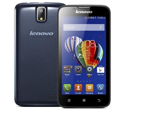 Lenovo A328 with 4.5 inch screen launched in India at Rs. 7,299
