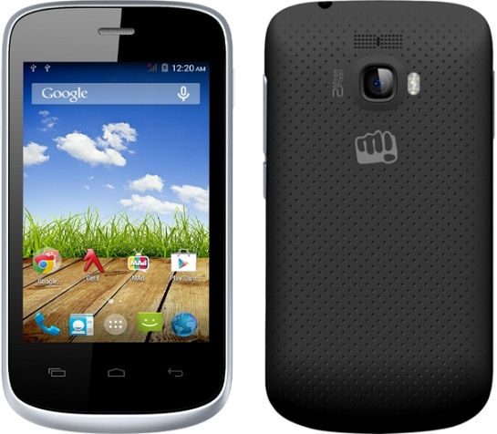 Micromax Bolt A064 with 3.5 inch screen available online for Rs. 3,301