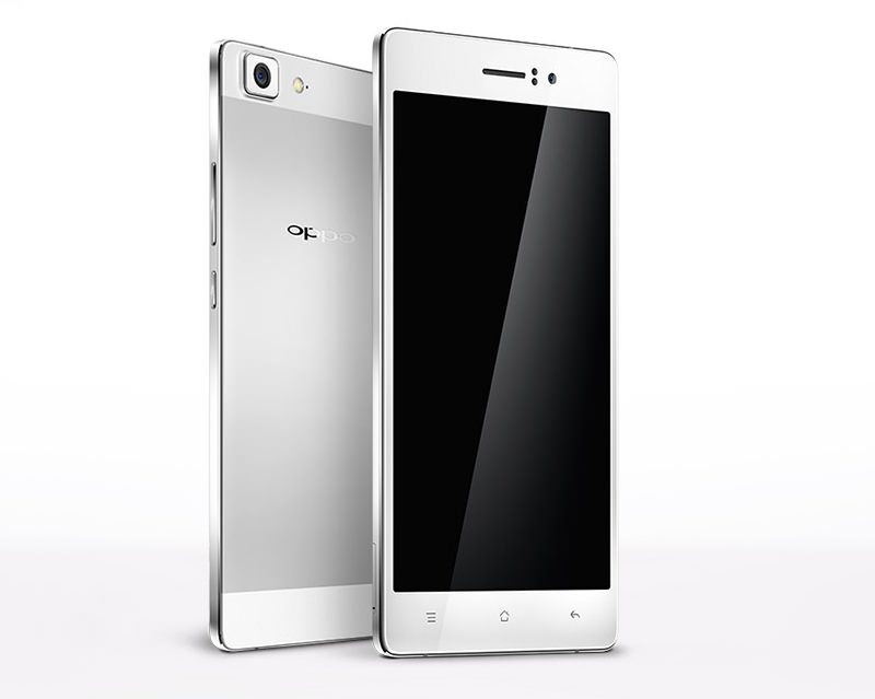 Oppo R5 with just 4.85mm thickness and 5.2 FHD screen announced