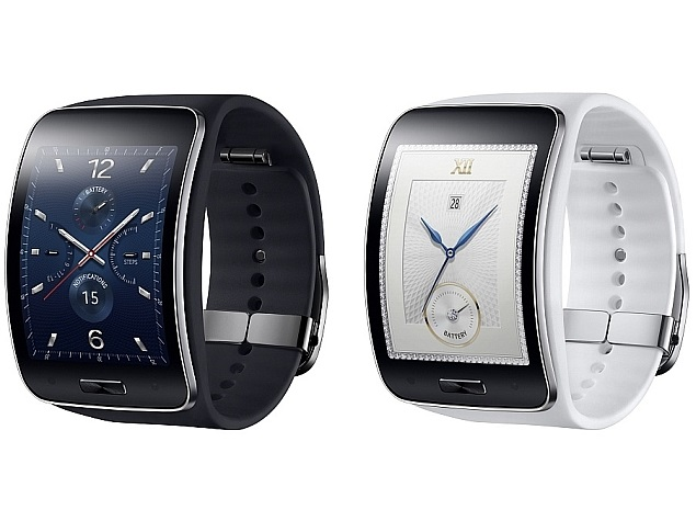 Samsung Gear S Smartwatch up for sale in India for Rs. 27,900