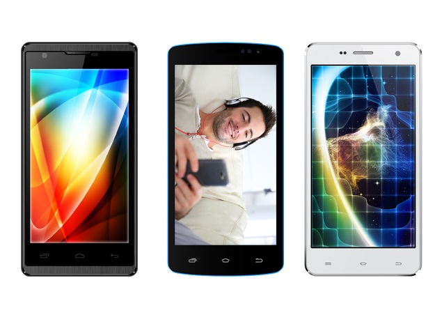 Spice launches Stellar Mi-503, Stellar Mi-507 and Stellar Mi-516 in India
