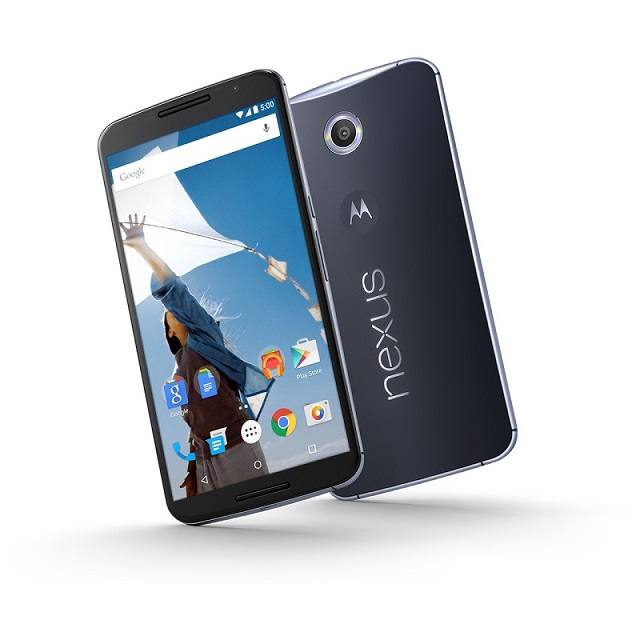 Google Nexus 6 India