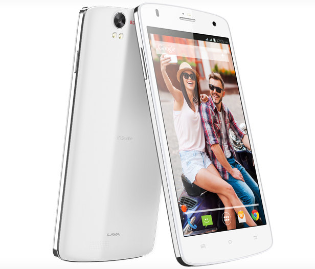 Lava Iris Selfie 50 with 5 MP selfie camera launched at Rs. 7,699