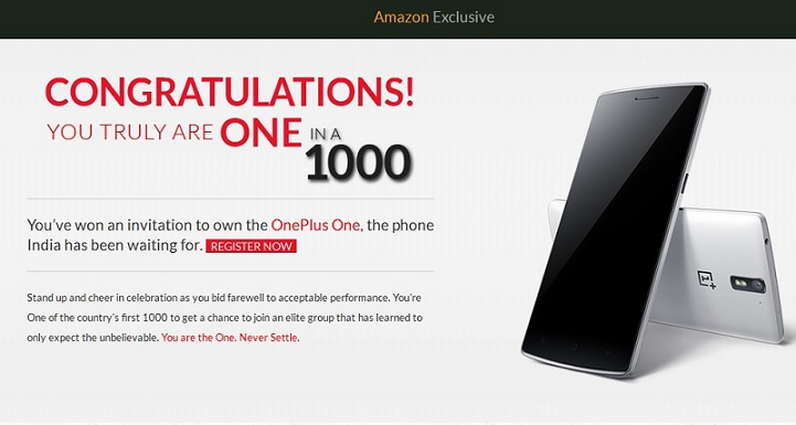 Tip: How and Where to get OnePlus One India Specific Invite easily