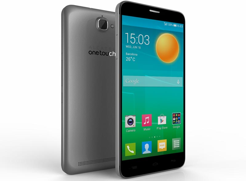 Alcatel OneTouch Flash with 5 MP selfie camera launched in India for Rs. 9,999