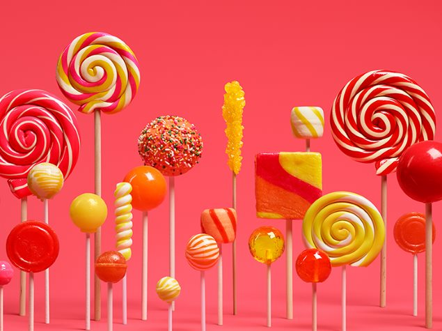 Google releases Android 5.0 Lollipop publicly, update coming next week