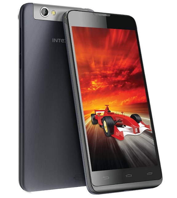 Intex Aqua Xtreme with 5 inch HD screen launched for Rs. 11,490