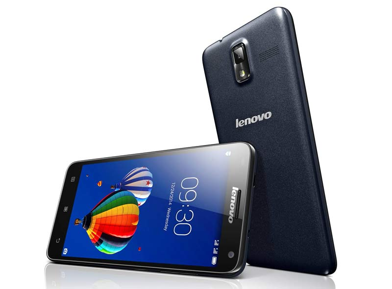 Lenovo S580 with 5 inch screen launched in India for Rs. 8,999