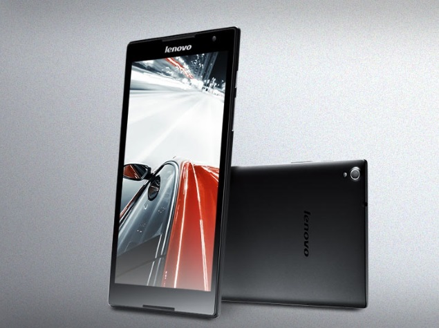 Lenovo S8 Voice calling tablet launched in India for Rs. 16,990