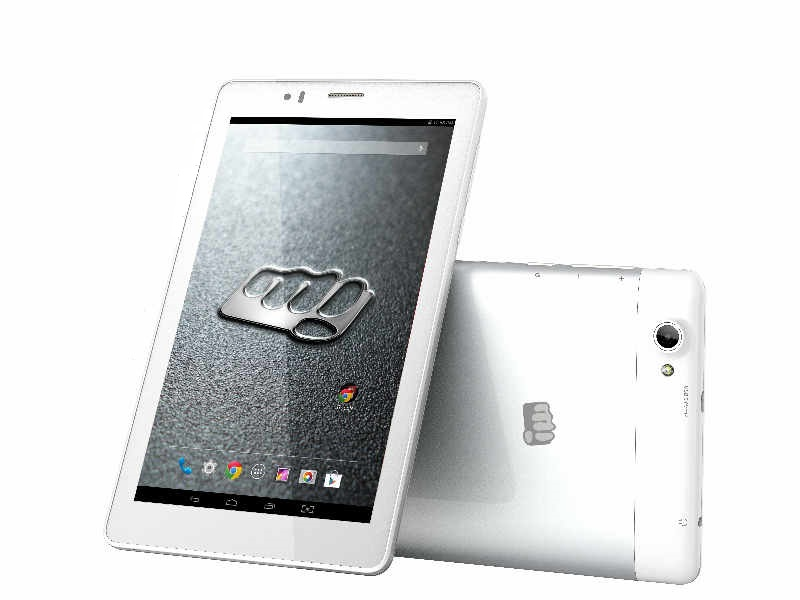 Micromax Canvas Tab P470 Voice calling Tablet launched in India for Rs. 6,999