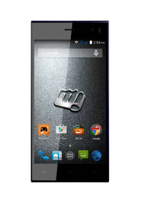 Micromax Canvas Xpress A99 with 4.5 inch screen launched for Rs. 6,999