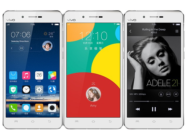World's Slimmest Vivo X5Max smartphone launched in India for Rs. 32,980