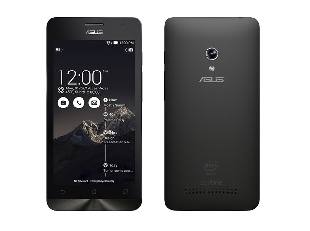 Asus ZenFone C ZC451CG with 4.5 inch scree launched in India for ₹5,999