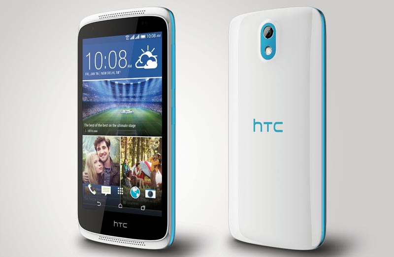 HTC Desire 526G+ with 4.7 inch screen launched in India, price starts at Rs. 10,400