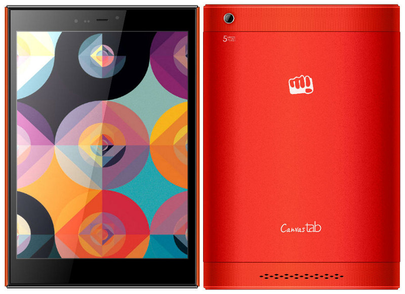 Micromax Canvas Breeze P660 voice calling tablet launched at Rs. 9,990