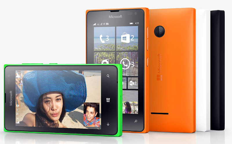 Microsoft Lumia 435 Dual Sim launched in India for Rs. 5,999