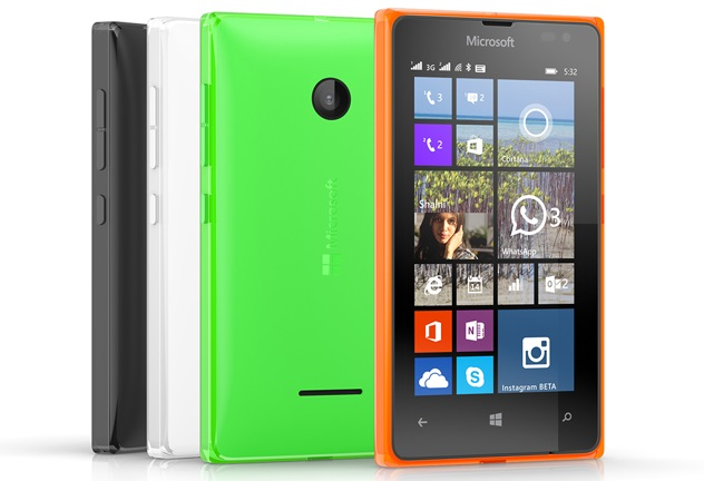 Microsoft Lumia 532 and Lumia 532 Dual sim with Quad core SoC announced