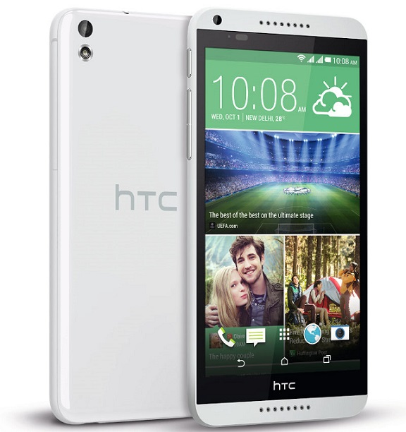HTC Desire 816G Dual Sim with Octa Core Processor launched in India for Rs. 19,990