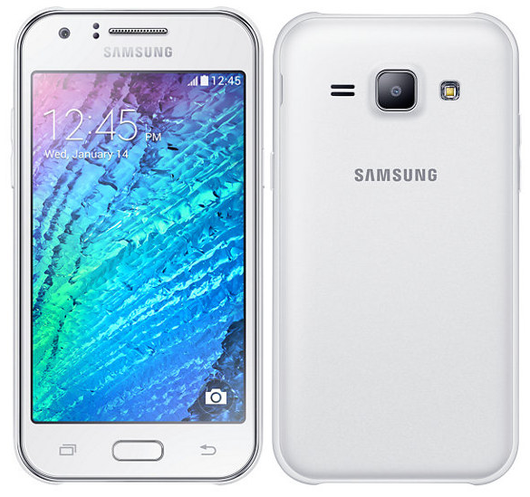Samsung Galaxy J1 SM-J100H with 4.3 inch screen goes official