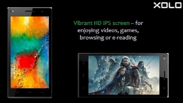 Xolo Play 8X-1020 with 5 inch screen available online for Rs. 9,999