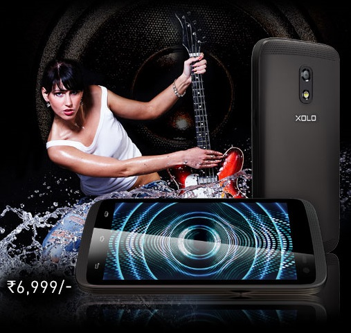 Xolo Q700 Club water resistant smartphone launched at Rs. 6,999