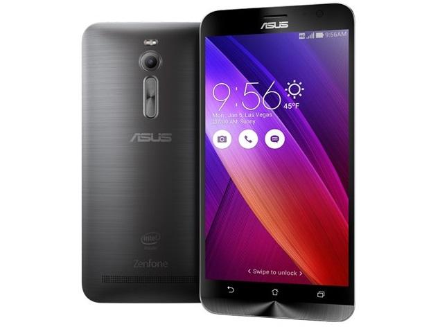 Asus Zenfone 2 with 5.5 inch FHD screen, 4GB RAM announced