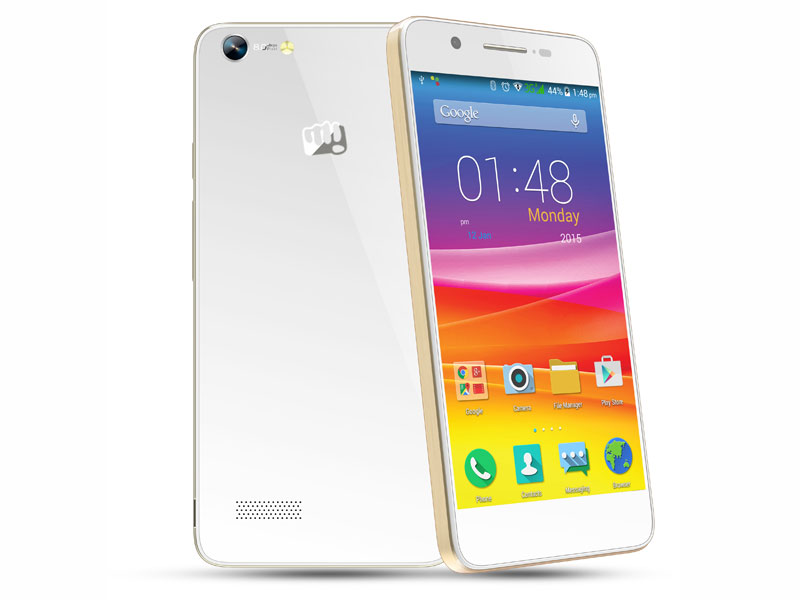 Micromax Canvas Hue AQ5000 with 5 inch HD screen launched at Rs. 10,999