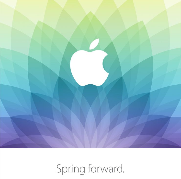 Apple to live stream the 'Spring Forward' Apple Watch Event