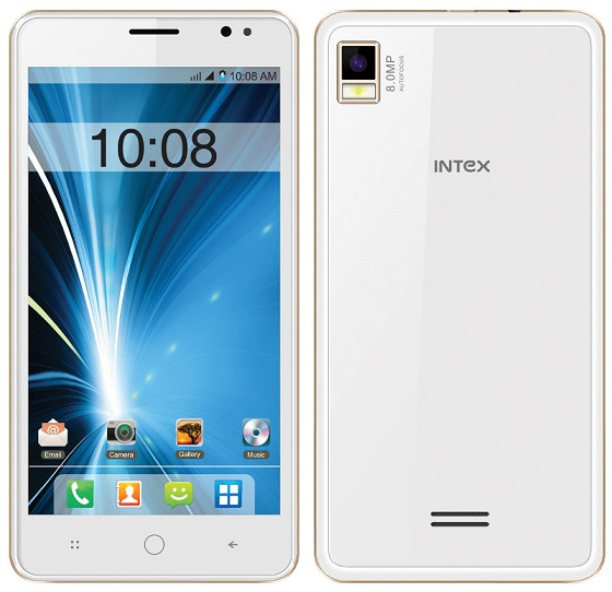 Intex Aqua Star L running on Android 5.0 Lollipop launched in India for Rs. 6,999