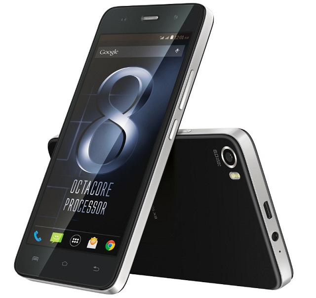 Lava Iris X8 with 5 inch HD screen listed on Flipkart for Rs. 8,999