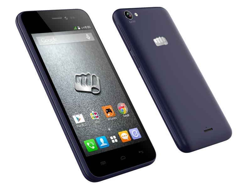 Micromax Canvas Pep Q371 launched in India for Rs. 5,999