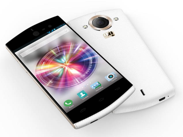 Micromax launches Micromax Canvas Selfie A255 with 13 MP cameras for Rs. 15,999