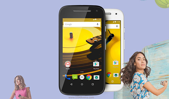 Moto E (2nd Gen) with 4.5 inch screen and LTE announced for $149.99
