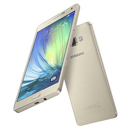 Samsung Galaxy A7 SM-A700F launched in India for Rs. 30,499