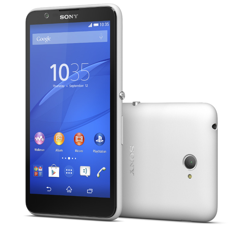 Sony Xperia E4 and Xperia E4 Dual with 5 inch screen announced