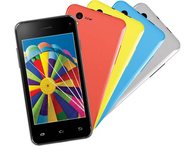 Spice Stellar 431 running on Android Kitkat launched in India for Rs. 3,499