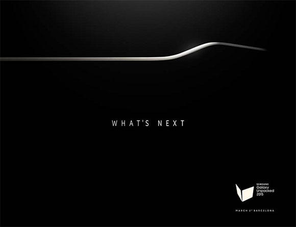 Samsung Galaxy S6 to be unpacked at an Unpacked event on 1st March