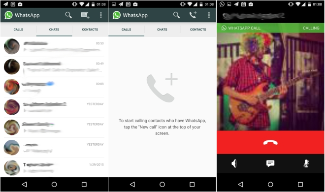 WhatsApp starts public beta testing of Voice calling feature in India