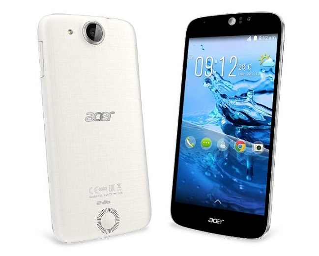 Acer Liquid Jade Z with 5 inch screen announced for 199 Euros