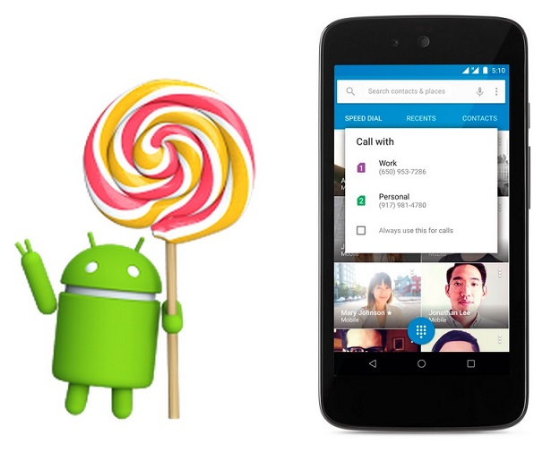 Android 5.1(Lollipop)