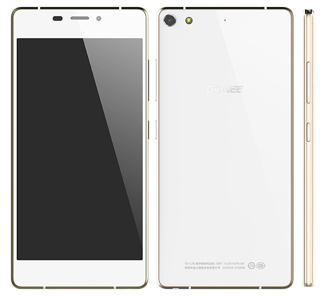 Gionee Elife S7 with 5.2 inch screen, 5.5mm thickness announced