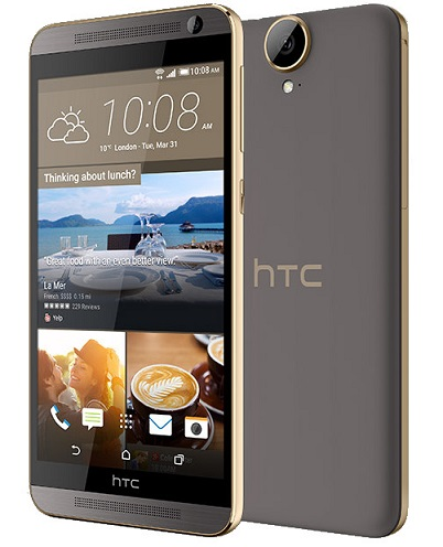 HTC One E9+ with 5.5 inch Quad HD screen listed on HTC China website