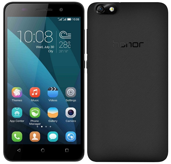 Huawei Honor 4x with 5.5 inch screen launched in India on Flipkart for Rs. 10,499
