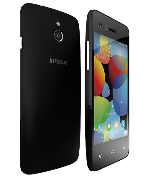 InFocus M2 goes on sale on Snapdeal in India for price of Rs. 4,999