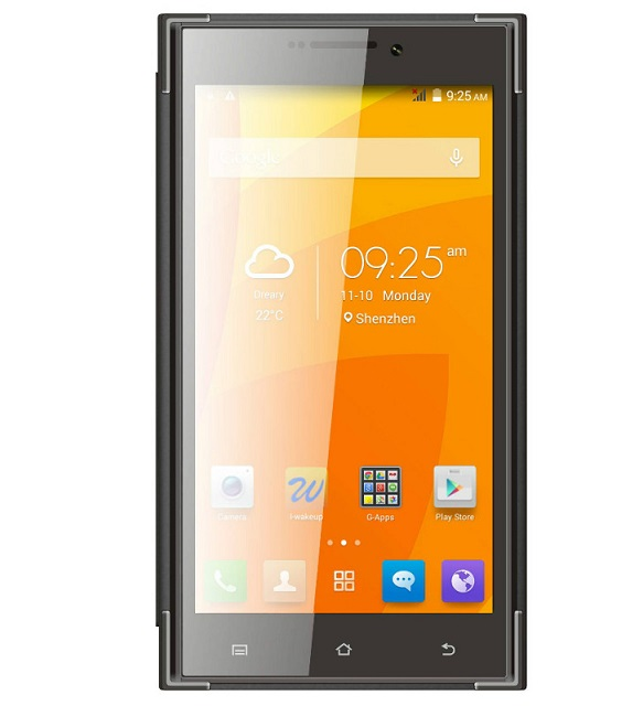 Karbonn Platinum P9 featuring 8 Megapixel selfie camera launched for Rs. 8,899