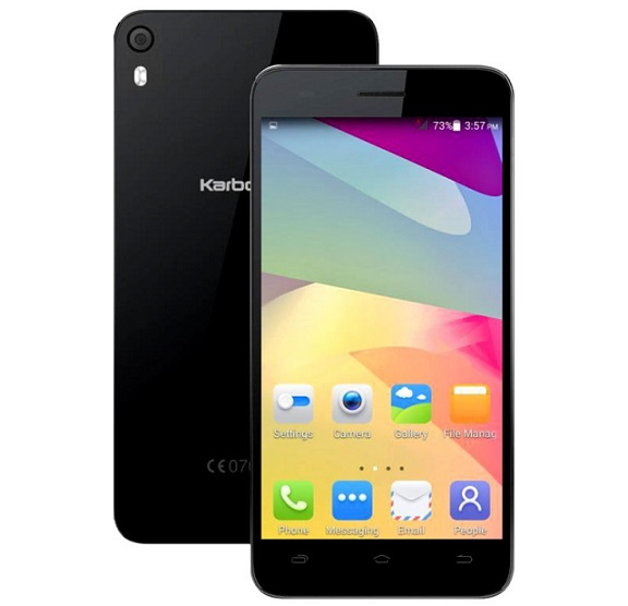 Karbonn Titanium Mach Two S360 launched in India; Price and Specifications