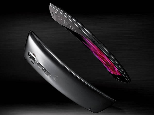 LG G Flex 2 with curved screen now available online in India for Rs. 56,000