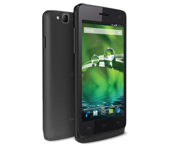 Lava Iris 414 with 4 inch screen launched in India for Rs. 4,049