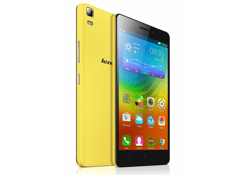 Lenovo A7000 debuts in India for Rs. 8,999, to go on sale from 15 April
