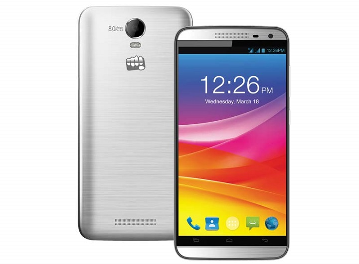 Micromax Canvas Juice 2 AQ5001 with 2GB RAM goes official for Rs. 8,999
